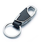 ziqiao coche de metal de las llaves normales regalo de la cadena dominante del anillo noble para el peinado del coche