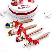 실리콘 베이킹 도구 케이크 버터 주걱 2 개는-수 있습니다 열 다섯
