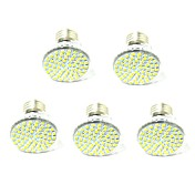 5 PCS 무선 Others E27 led 60 SMD2835 AC220V / 110 v 800 Lm Warm White Neutral White Lamp Cup Other