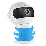 sannce®의 960P의 HD 알람 P2P 숨겨진 로봇의 IP 카메라 무선 와이파이 양방향 오디오 아기 모니터