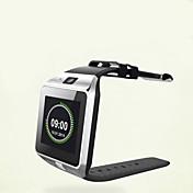 jv08 스마트 워치 전화 시계 보수계 수면 추적기 스마트 시계 안드로이드 IOS