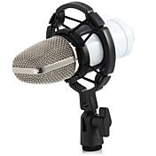 전문 bm700 콘덴서 KTV 마이크 지향성 프로 오디오 스튜디오 보컬 녹음 마이크