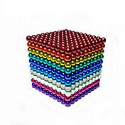 Juguetes Magnéticos 343 Piezas MM Juguetes Magnéticos Bloques de Construcción Bolas magnéticas Juguetes ejecutivos rompecabezas del cubo