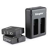 KingMa® Charger batería For GoPro Hero 5 Submarinismo Bicicleta