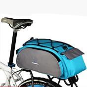 자전거 가방 13L자전거 트렁크 백 착용할 수 있는 야광 싸이클 가방 Terylene 싸이클 백 사이클링