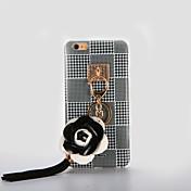 Para IMD Manualidades Funda Cubierta Trasera Funda Diseño Geométrico Suave TPU para AppleiPhone 7 Plus iPhone 7 iPhone 6s Plus iPhone 6
