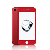 zxd iphone6s / 6 화면 보호기 3D 풀 커버 강화 유리에 대한 중국 빨간색 부드러운 가장자리 원활한 방지 눈부심을 커버