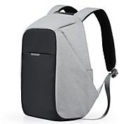 다기능 노트북 backpack17 인치 비즈니스 배낭 캐주얼 여행 폴리 에스터 가방 방수에게
