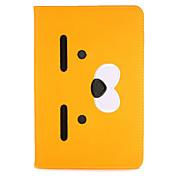 애플 ipad mini1 2 3/4 케이스 커버 스탠드 플립 패턴 전신 케이스 만화 하드 pu 가죽