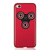 xiaomi mi 5s case cover fidget 스피너 패턴 뒷면 커버 케이스 3d cartoon hard pc