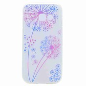 For Samsung Galaxy A3(2017) A5(2017) Case Cover Transparent Pattern Back Cover Case Dandelion Soft TPU for Samsung Galaxy A7(2017) A5(2016) A3(2016)