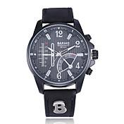 jewelora Hombre Reloj Deportivo Reloj de Moda Reloj de Pulsera Chino CuarzoTermómetro Calendario Resistente al Agua Resistente a los