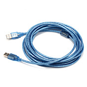 USB 2.0 케이블, USB 2.0 to USB 2.0 케이블 Male - Male 5.0M (16 피트)