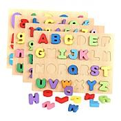 교육용 장난감 직사각형 숫자 문자 1~3년 이전 3-6년 이전