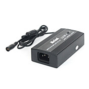 보편적 인 휴대용 퍼스널 컴퓨터 조정 가능한 전압 ac 110-240v 가정 사용법 접합기