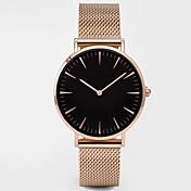 Mujer Reloj Deportivo Reloj de Vestir Reloj de Moda Reloj de Pulsera Reloj creativo único Reloj Casual Chino Cuarzo Resistente al Agua