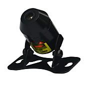 jiawen 자동차 오토바이 레이저 안개 램프 충돌 방지 레이저 안개등 자동 안개 주차 중지 신호 표시기 제동