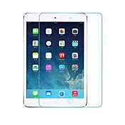 0.26mm protector de pantalla de cristal templado con paño de microfibra para el iPad 5 (aire)