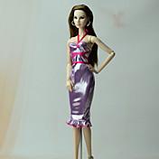 드레스 드레스 에 대한 바비 인형 드레스 에 대한 여자의 인형 장난감