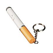 Cigarette Shaped White LED Flashlight Red Laser Ball Pen