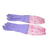 WK-Korean Split Joint PVC Printing Warm Y-500 Latex Gloves
