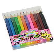 Mini Crayon Pencil Set(12 PCS)