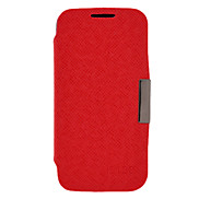 PU Leather Case with Stand for Samsung Galaxy S4 mini I9190 (Assorted Colors)
