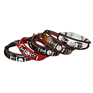 Leather Bracelet Multilayer Cowhide Bracelet