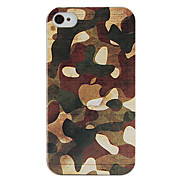Army Uniform Stripe Back Case for iPhone 4/4S
