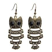 Eruner®Vintage Owl Earrings
