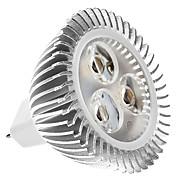 GU5.3 MR16 4.5W 320LM 2700K Warm White Light LED Spot Bulb (100-240V)