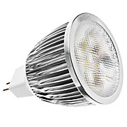 ZDM™ 5W GU5.3(MR16) LED Spotlight MR16 5 450 lm Natural White AC 12 V