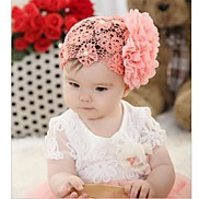 Sweet Chiffon Bow Headbands for Kid'S