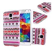 Stylish Tribal Design Hard Plastic Case Cover for Samsung Galaxy S5 Mini G800