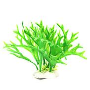 12cm Green Simulation Plants for Fish Tank Decoration