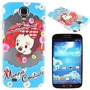 Beautiful Little Flower Bow Pattern PC Hard Case for Samsung S4 I9500