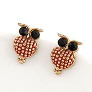 Cute Owl Personality  Earrings