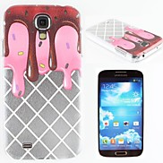 Coloured Drawing Or Pattern Of the Ggrid PC Hard Case for Samsung S4 I9500
