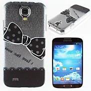 Love The Bow Design PC Hard Case for Samsung S4 I9500