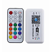 21 Key Wireless RF WiFi Controller Smart Phone APP Control with IOS or Android System (RGB)