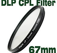 emolux digital cpl lp filtro de 67mm (smq5519)