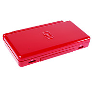 Full Replacement Housing Case for NDS Lite with Buttons and Screws (Red)