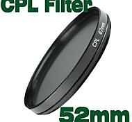 52 milímetros emolux filtro polarizador circular cpl (smq5593)