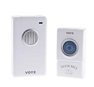 Wireless Remote Control Door Bell (10-Meter Range 38-Melody)