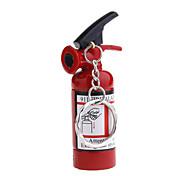 Encendedor con Aspecto de Extintor de Incendios