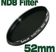 Emolux Neutral Density 52mm ND8 Filter