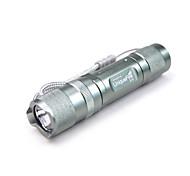 UniqueFire S10 CREE R2 LED 1 modo 200 lúmenes linterna negro (1 * 14500 no incluido) (11190164)