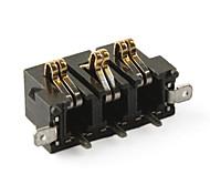 substituição de tomada de interface do módulo da bateria para Nintendo NDSL dsl