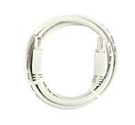 24awg 4prs poder sincronizar RJ45 Ethernet LAN 1m de cabo de rede