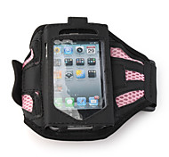 Premium Sports Armband for Apple iPhone 4/iTouch 4 - Pink